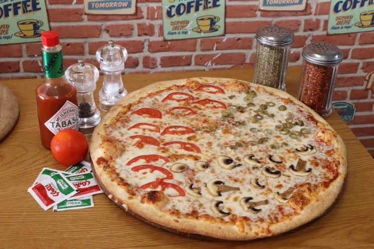 הפיצה הכי טובה בבת ים