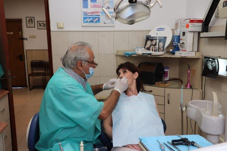 רופא שיניים מומלץ בבת ים
