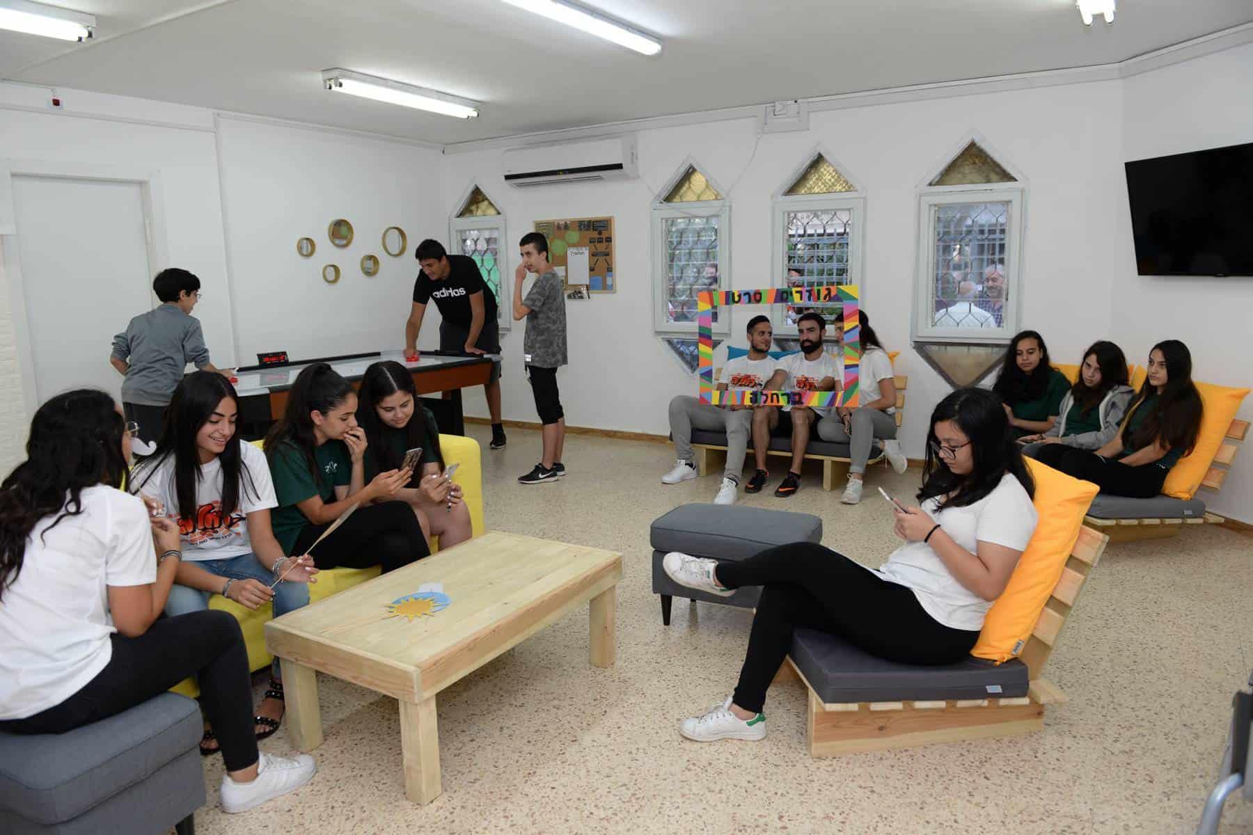 חנוכת מרכז הנוער רחלה בנאות רחל. צילום-טל קירשנבאום