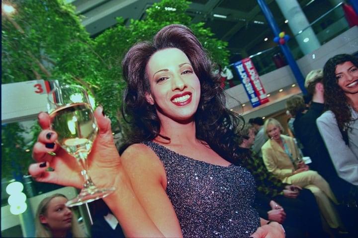 המסע לאירוויזיון 98, צילום: זיו קורן