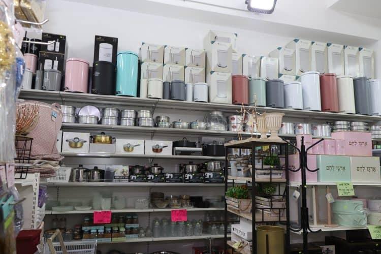 חנויות חד פעמי מומלצות בבת ים (צילום: ציון בלחסן)