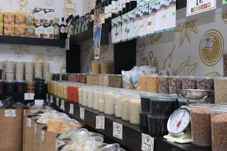 חנויות תבלינים טובות בבת ים (צילום: ציון בלחסן)