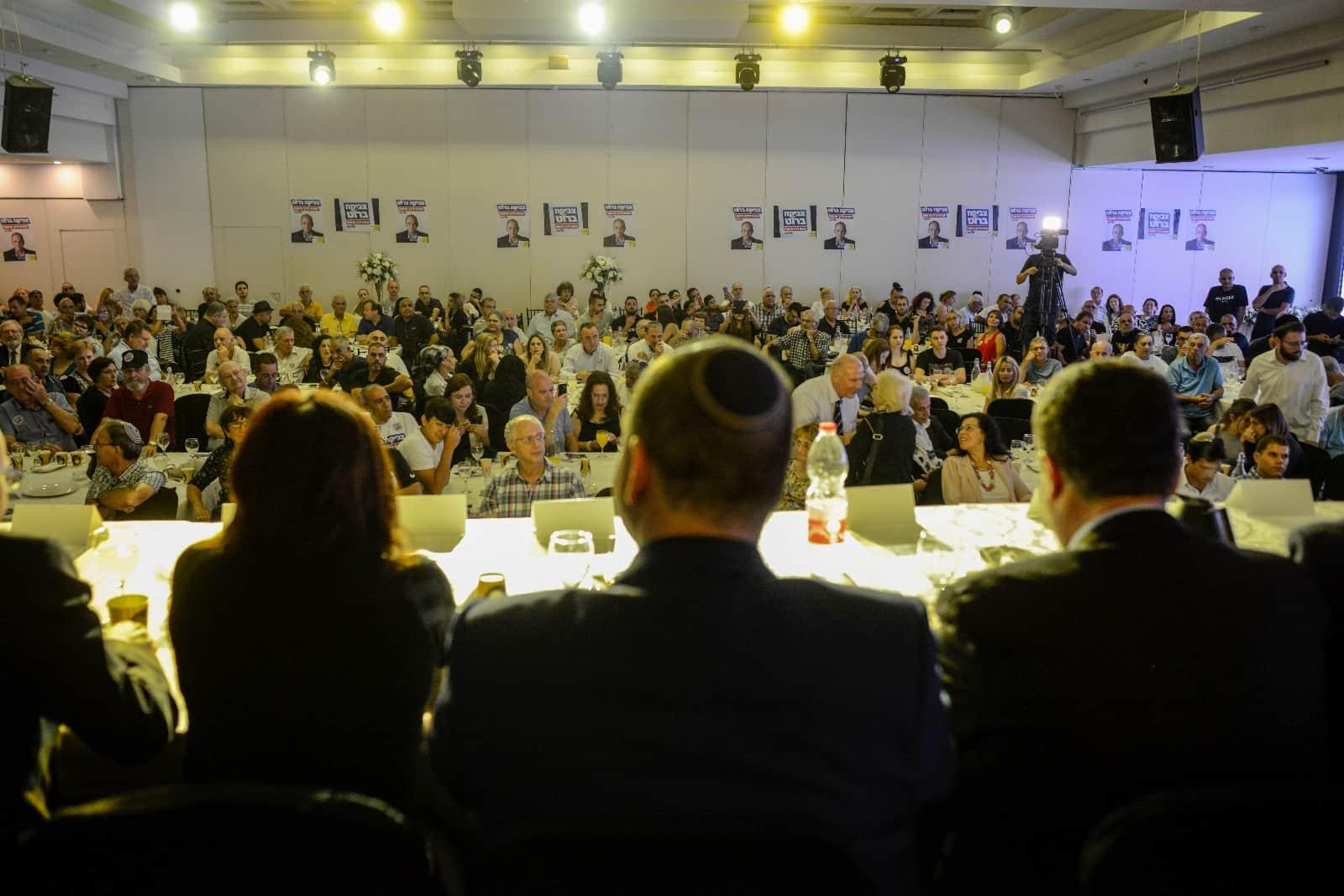 נותנים רוח גבית למועמד המפלגה, צילום: ביאה בר לוקש
