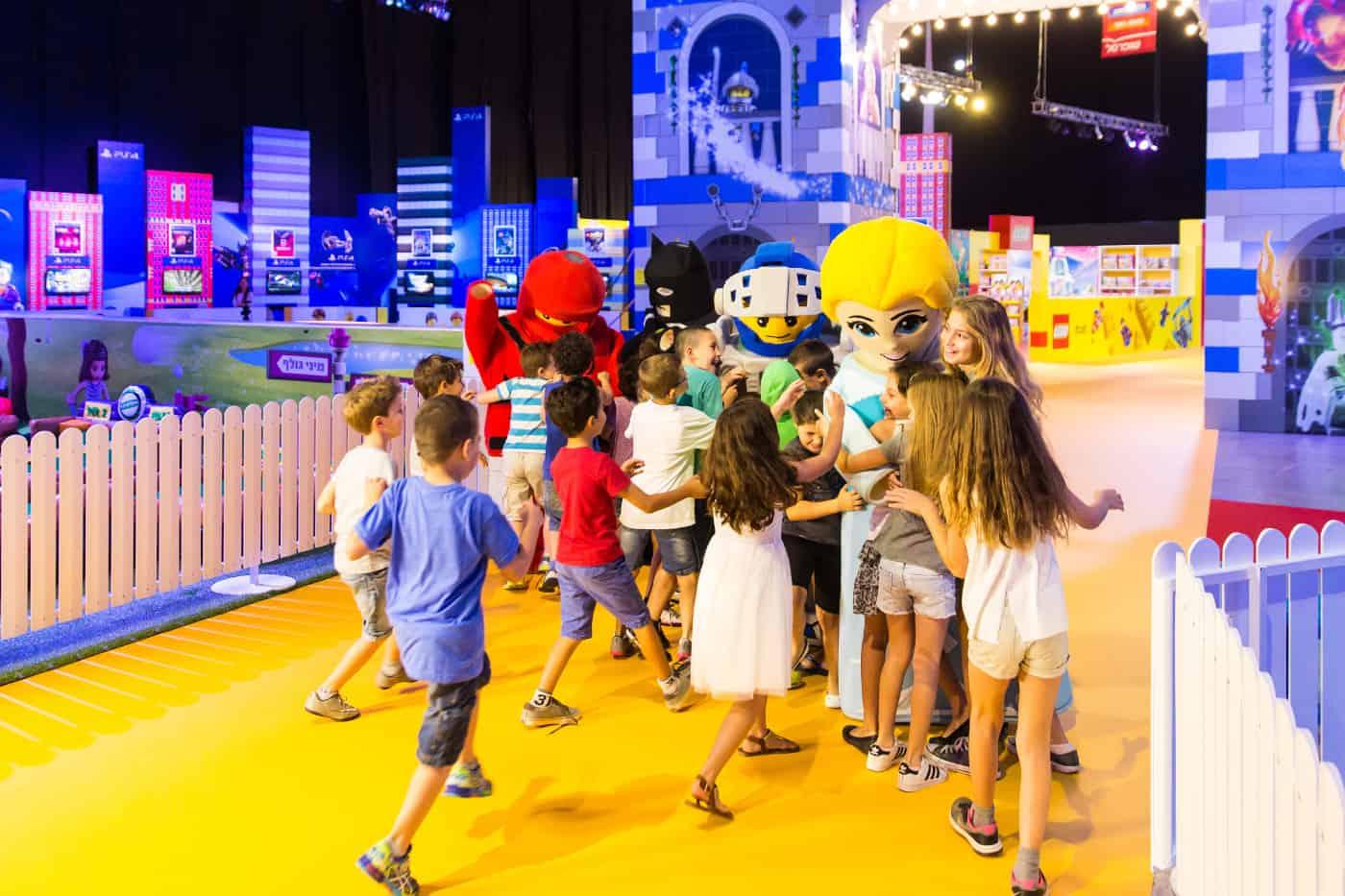 LEGO PARK, צילום: סטודיו צלול