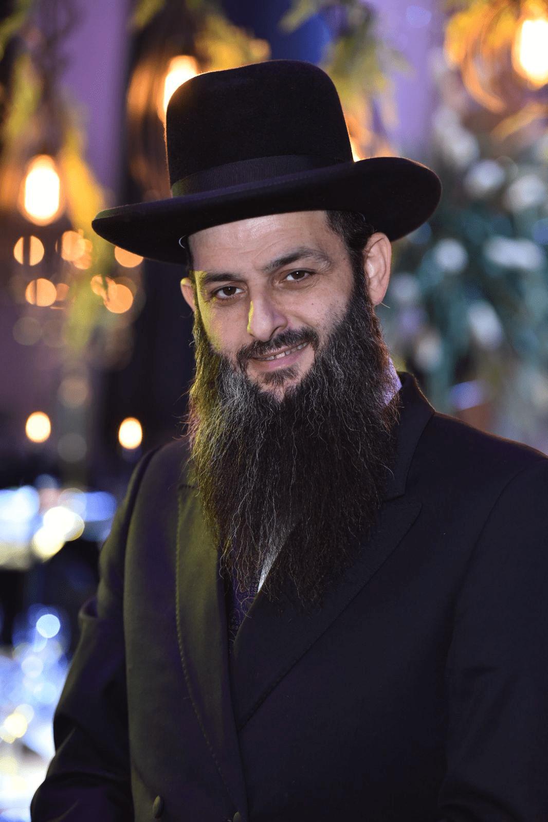 הרב ישראל ניסים לוגסי, צילום: פרטי