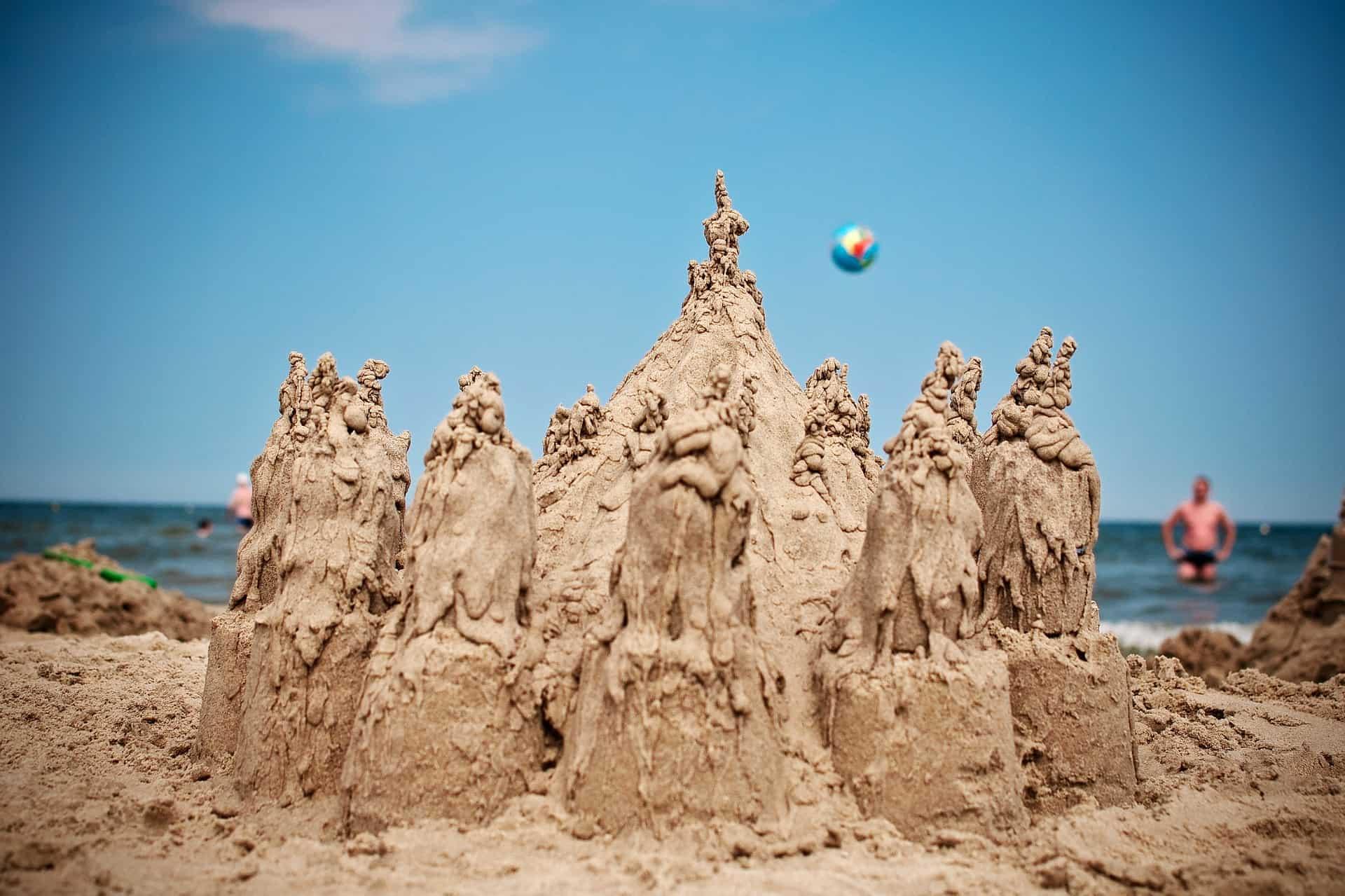 החול עדיין בחינם, צילום אילוסטרציה